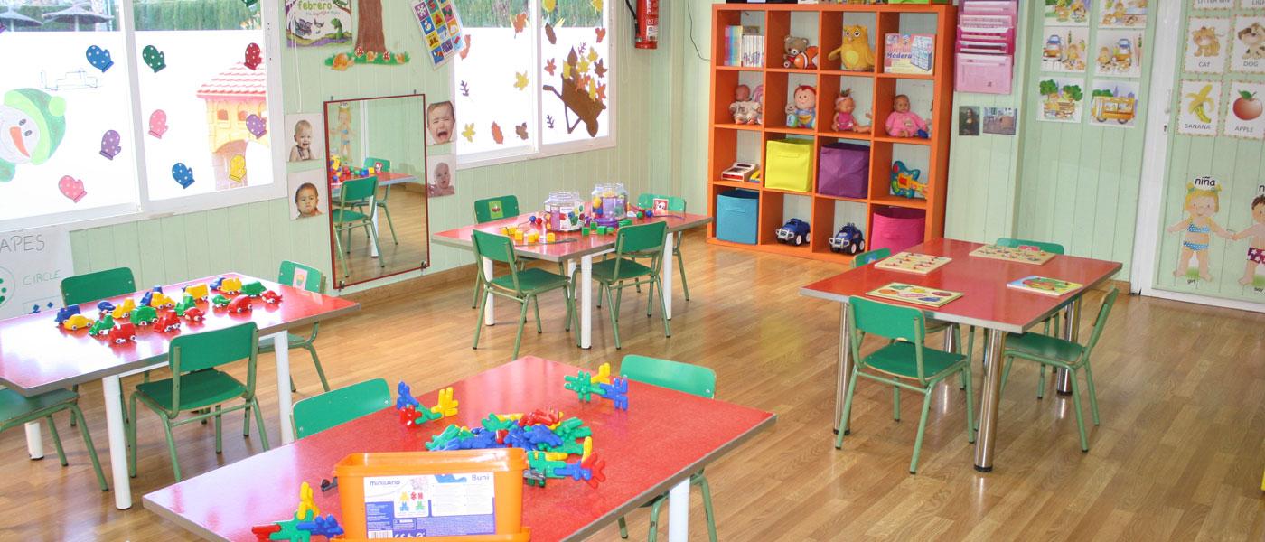 a58fdb149 Escuela infantil Picapiedra | Guardería infantil en Alicante, centro ...